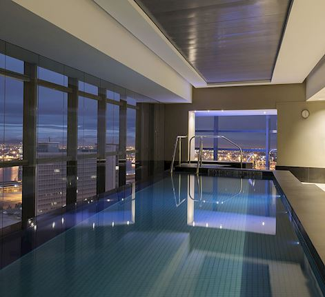 Heavenly Spa View