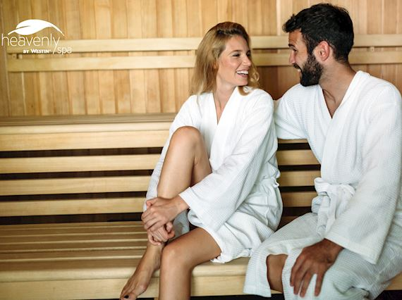 Heavenly Spa Couples